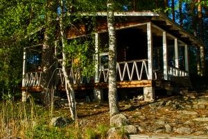 Pataniemi, Sauna